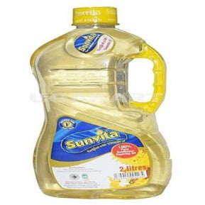 Sunvita Sunflower Oil 2 L
