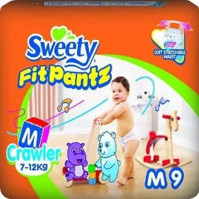 Sweety Fit Pantz Medium (16tx9pcs)