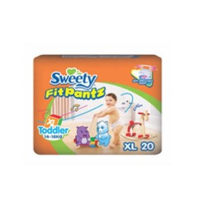 Sweety Fit Pantz XL Size (12x20pcs)