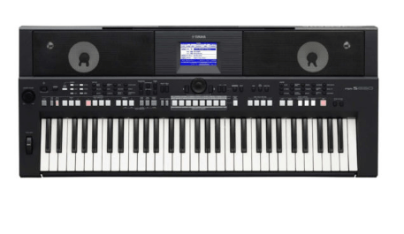 ESOM MUSIC STORE Music Instruments Yamaha PSR-S650 Digital Keyboard Workstation