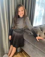 Load image into Gallery viewer, Girls Ombré Skirt - Set