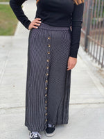 Load image into Gallery viewer, Striped Accadia Skirt