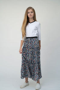 Heber Skirt Long