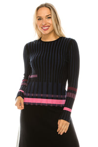 Giselle Ribbed Sweater