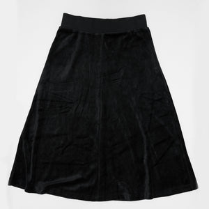 Five Star Velour Skirt - Set