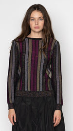 Load image into Gallery viewer, Raquel Shimmer Sweater