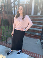 Load image into Gallery viewer, BUHU Maxi Skirt