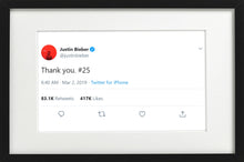 "Load image into Gallery viewer, Justin Bieber - ""25"""