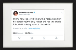 "Kim Kardashian - ""Career"""