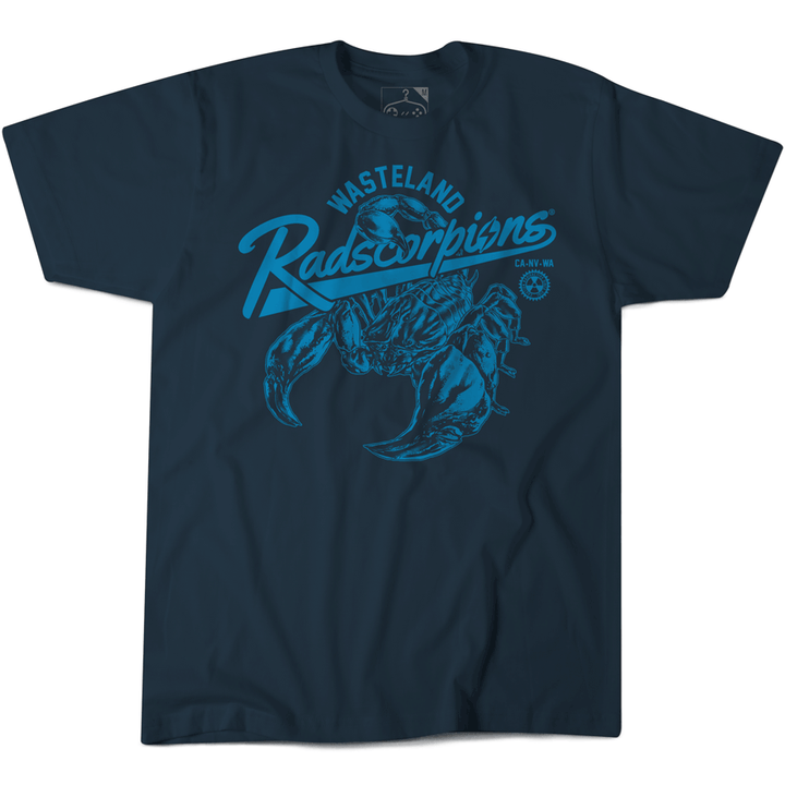 Fallout Radscorpion T-shirt navy