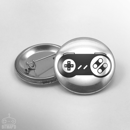 Super Nintendo Controller Button Pin