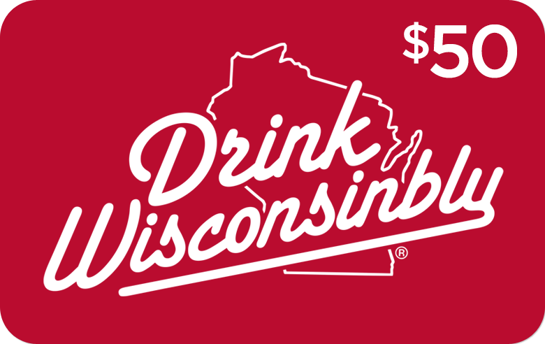 $50 Drink Wisconsinbly eGift Card