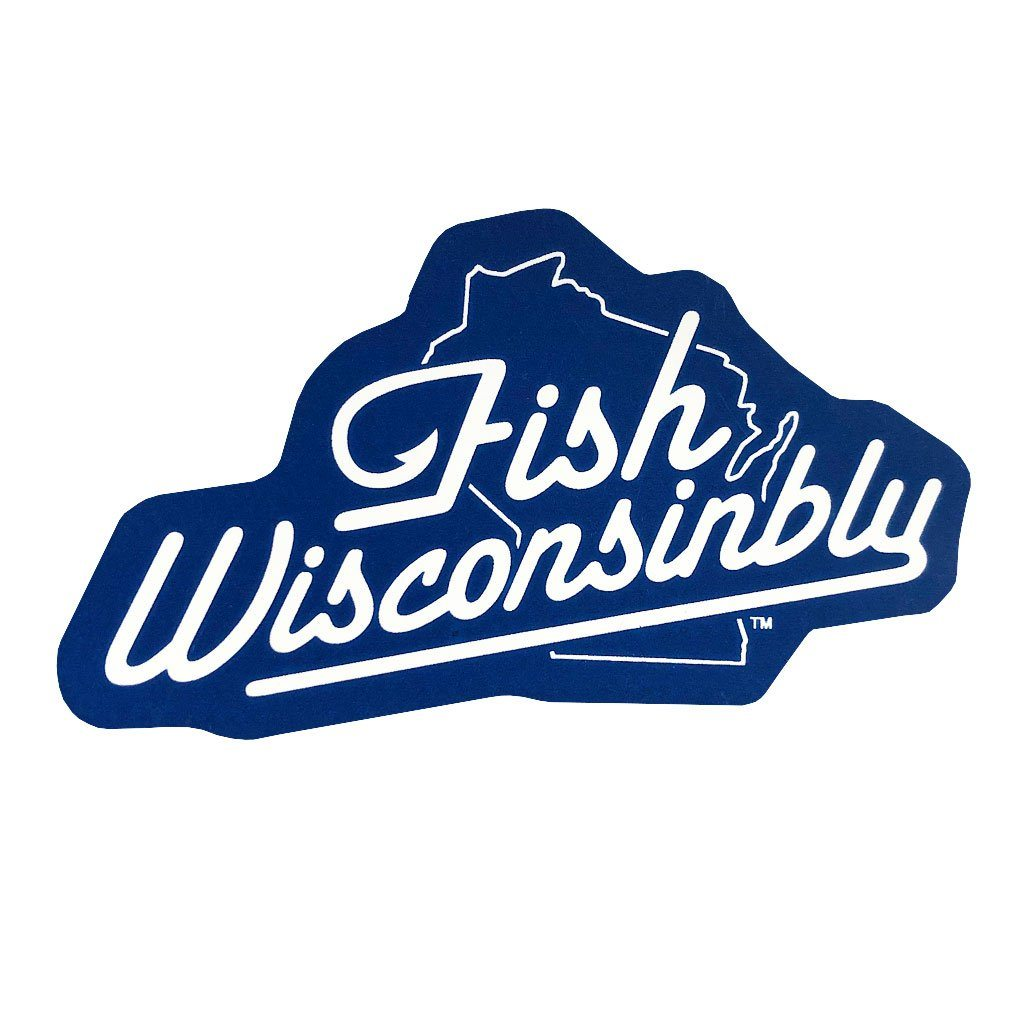 Fish Wisconsinbly Magnet