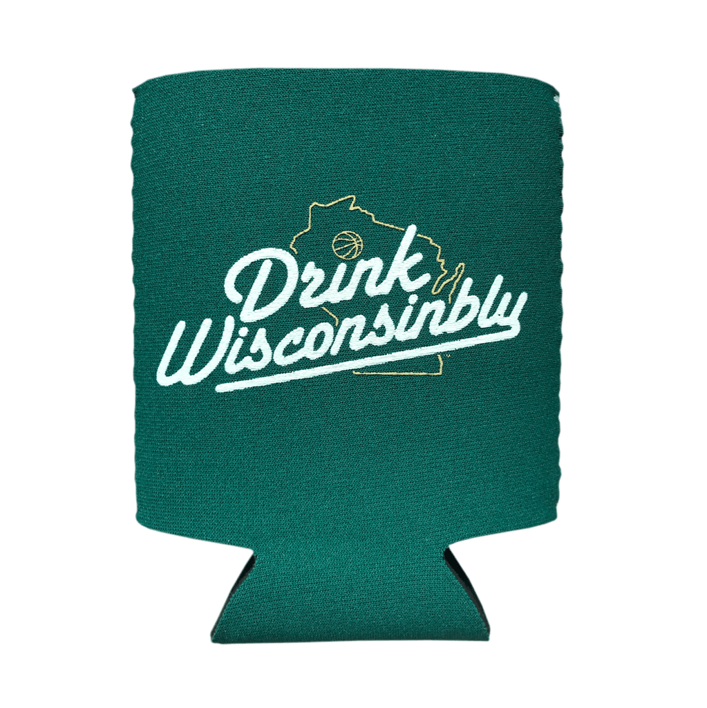 """Milwaukee Hoops"" Coozie"