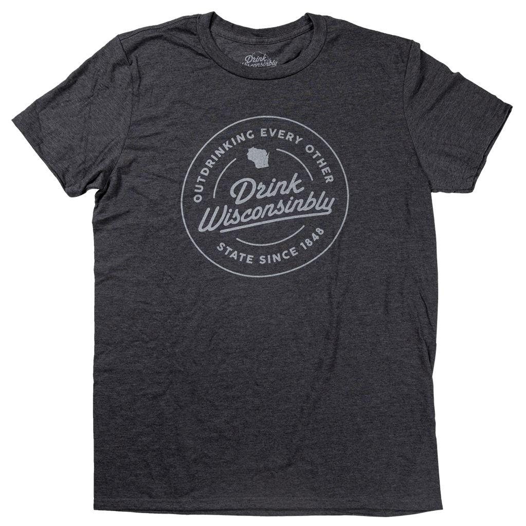 Drink Wisconsinbly Outdrinking T-Shirt