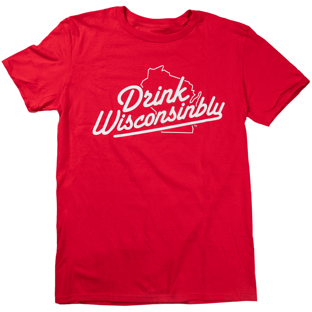 T Shirts Drink Wisconsinbly