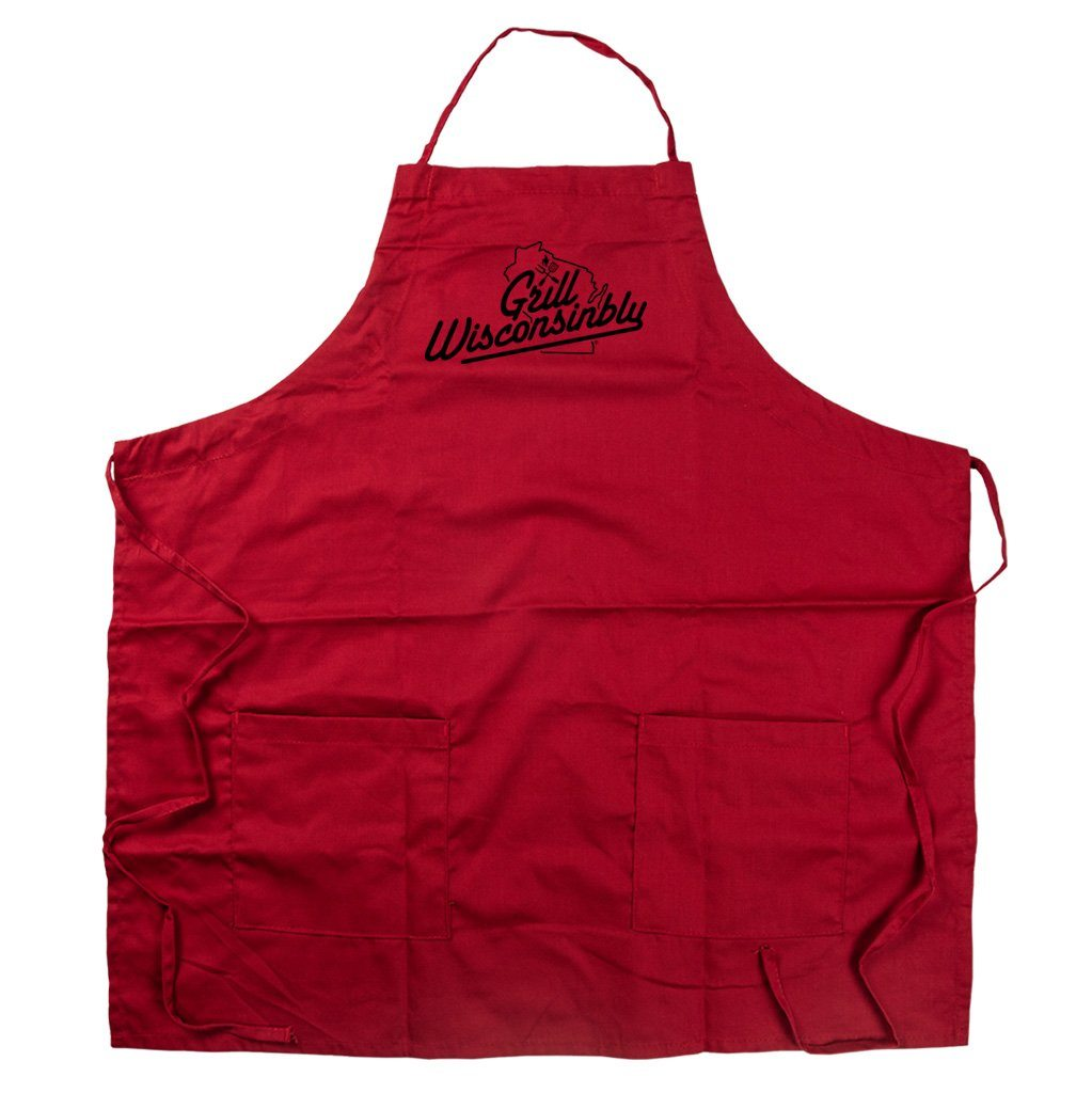 Grill Wisconsibly Apron