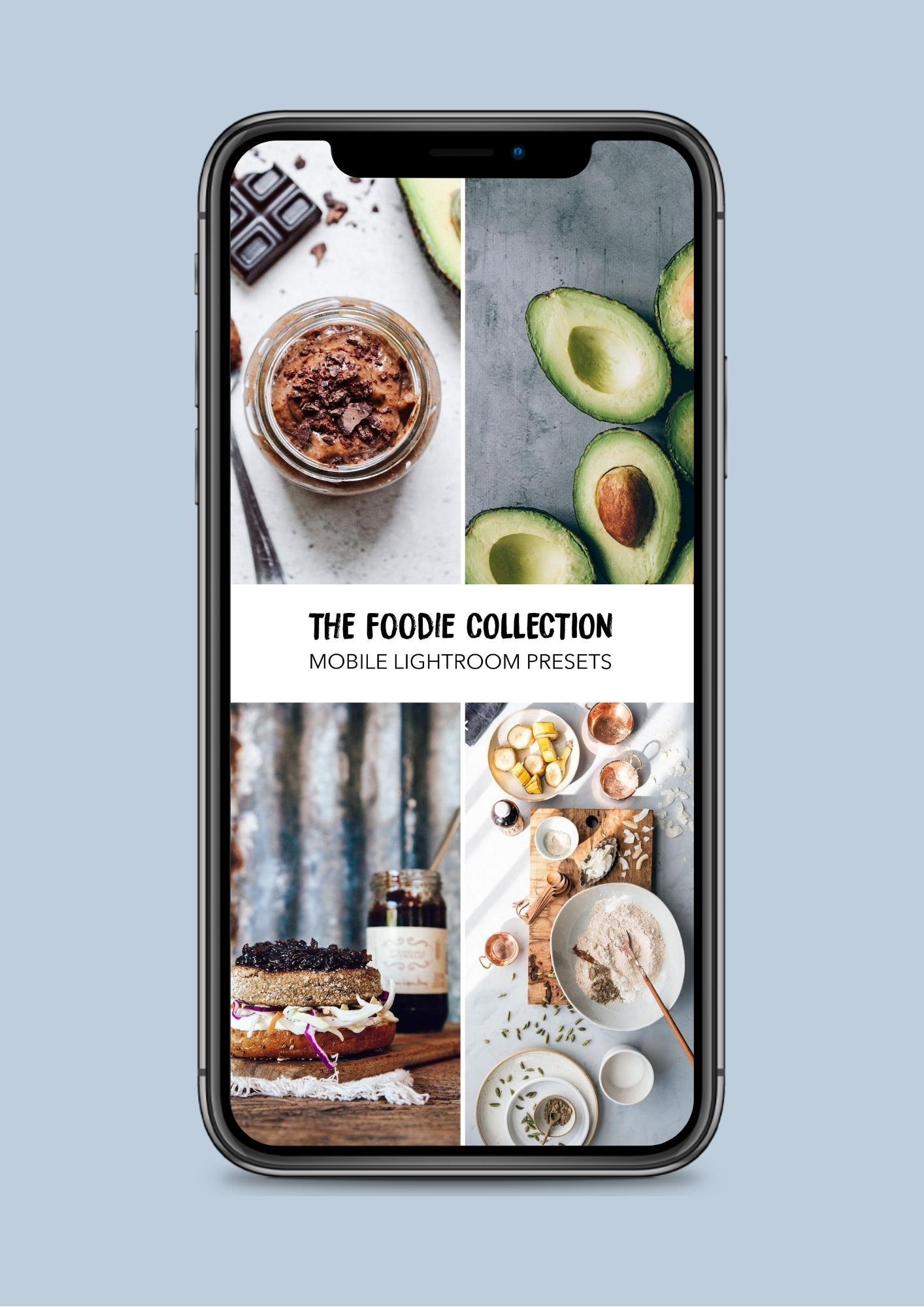 THE FOODIE COLLECTION (MOBILE)
