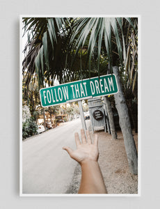 Follow that dream, Tulum