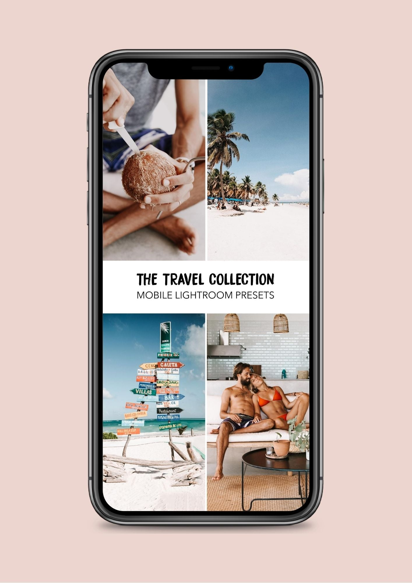 THE TRAVEL COLLECTION (MOBILE)