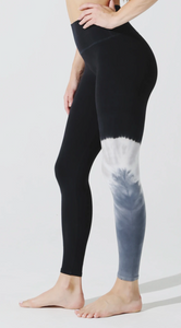 Sunset Legging Crest Wash Shadow/Onyx/Thunder