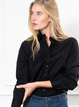Load image into Gallery viewer, The Boyfriend Shirt-Black