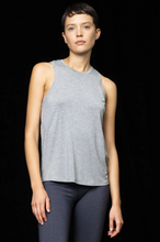 Load image into Gallery viewer, Toni Tank-Dark Heather Grey