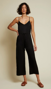 Aly Easy Jumpsuit-Black