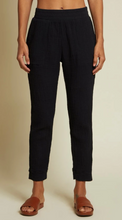 Load image into Gallery viewer, Sicilia Easy Pant-Black