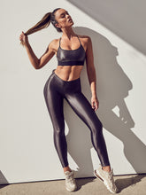 Load image into Gallery viewer, Lustrous High Rise Legging Lead
