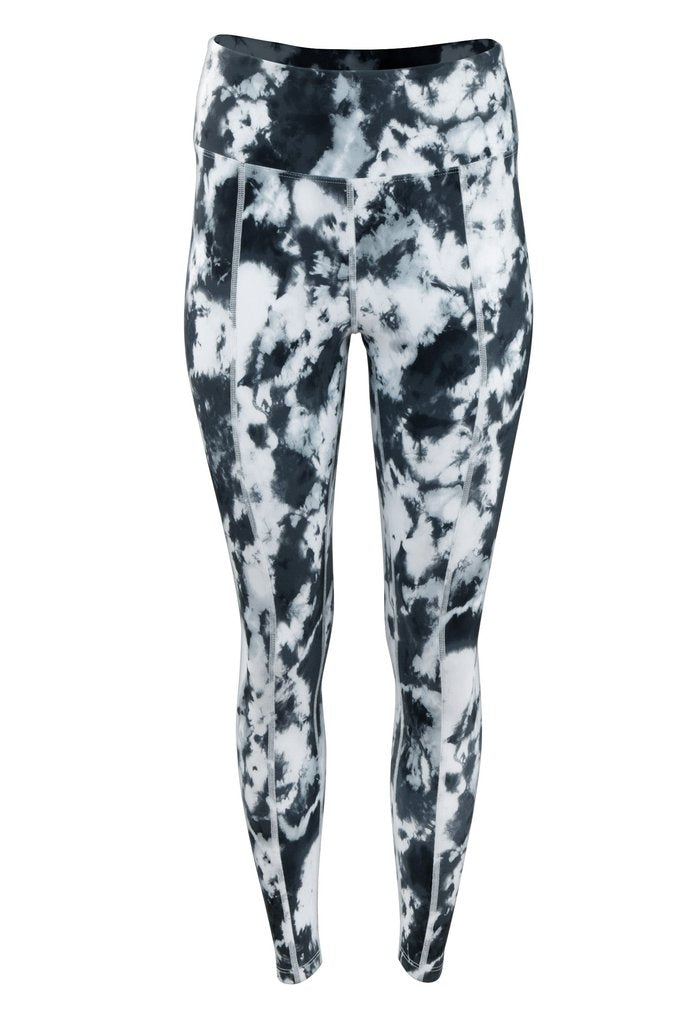 Rocky Legging Black and White