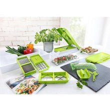 Load image into Gallery viewer, Vegetable & Fruit Grater & Slicer 13 in one cutter