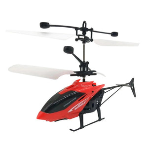 Flying Hand Sensor Helicopter