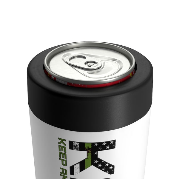 KAG Green Line Can Holder