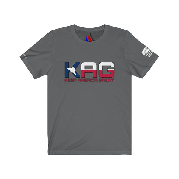 KAG Texas Short Sleeve Tee
