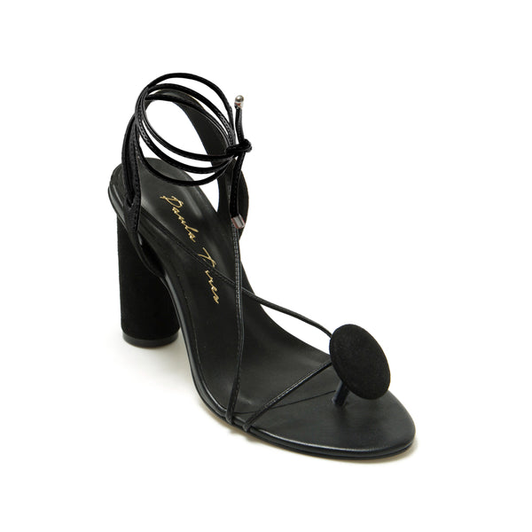 Catarina Black Sandal