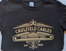 Load image into Gallery viewer, Caulfield Cables T-Shirt