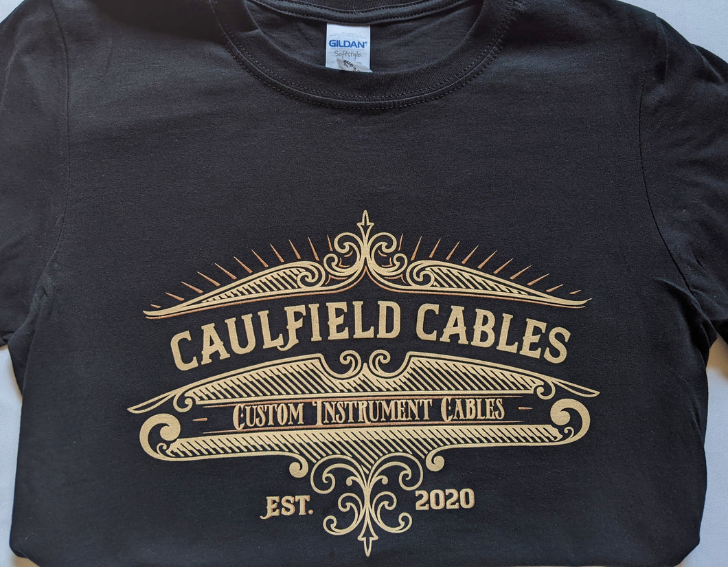 Caulfield Cables T-Shirt
