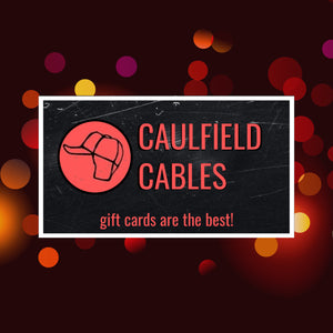 Caulfield Cables Digital Gift Card