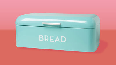 Retro-Fabulous Bread Bins