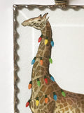 Giraffe Christmas Lights