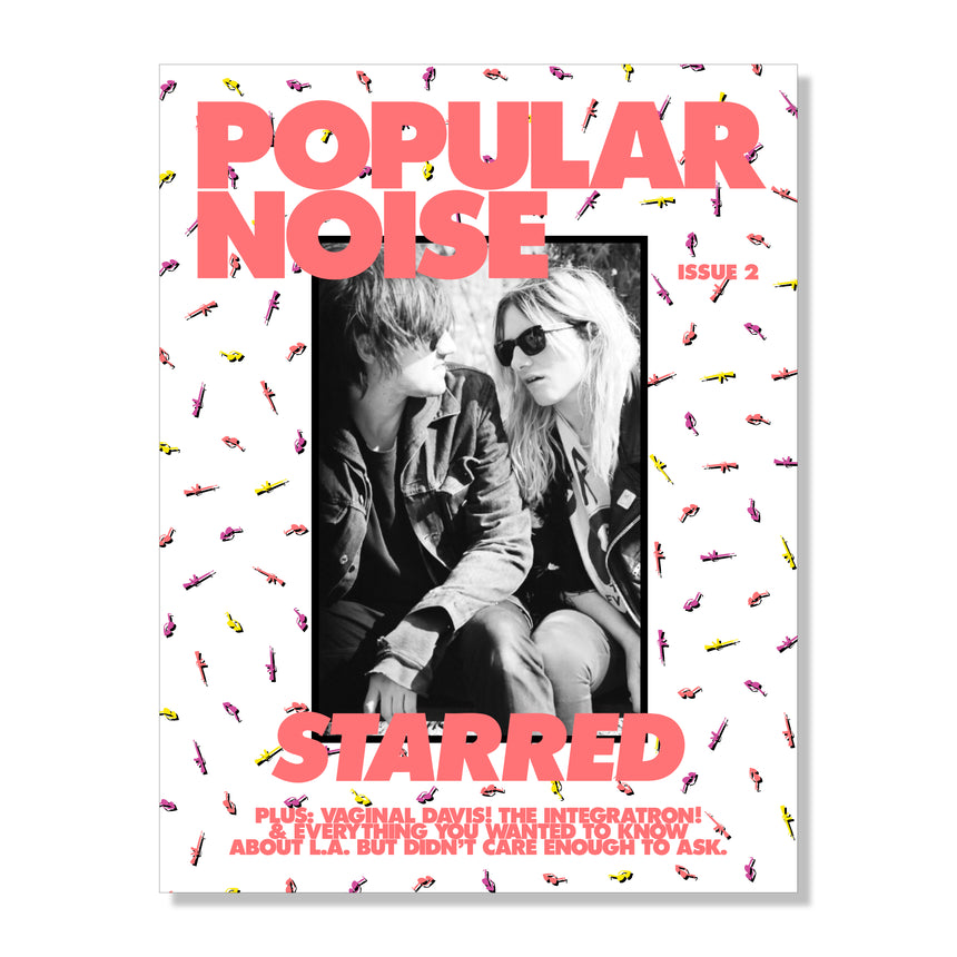Popular Noise Magazine - Issue 1