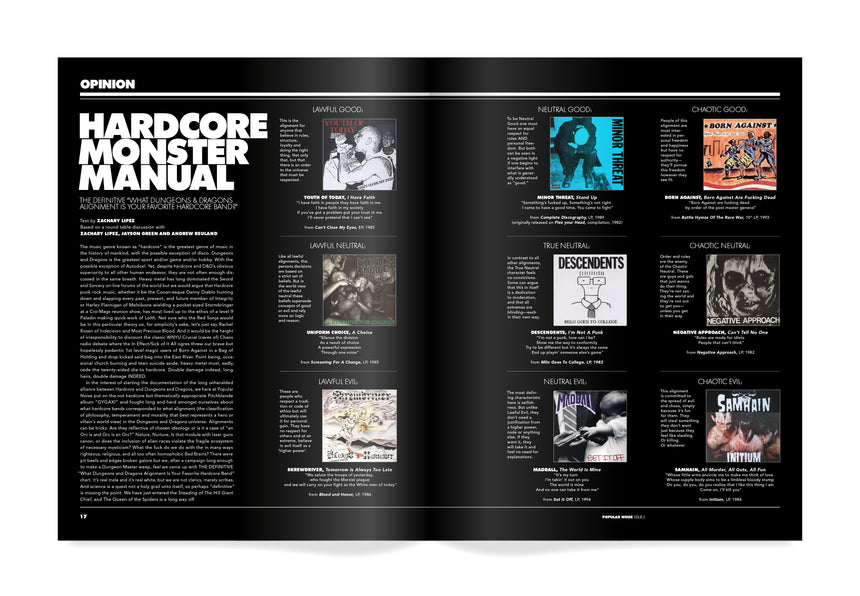 Popular Noise Magazine - Issue 2