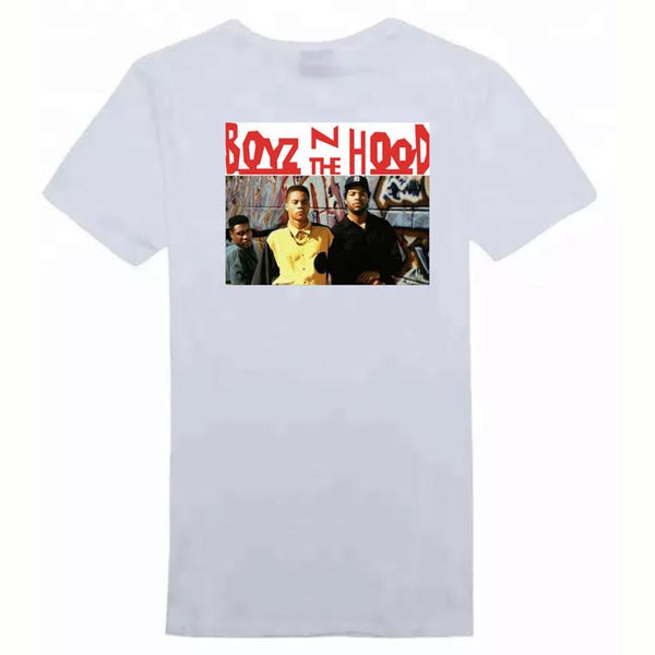 Boyz N The Hood white Tee shirt