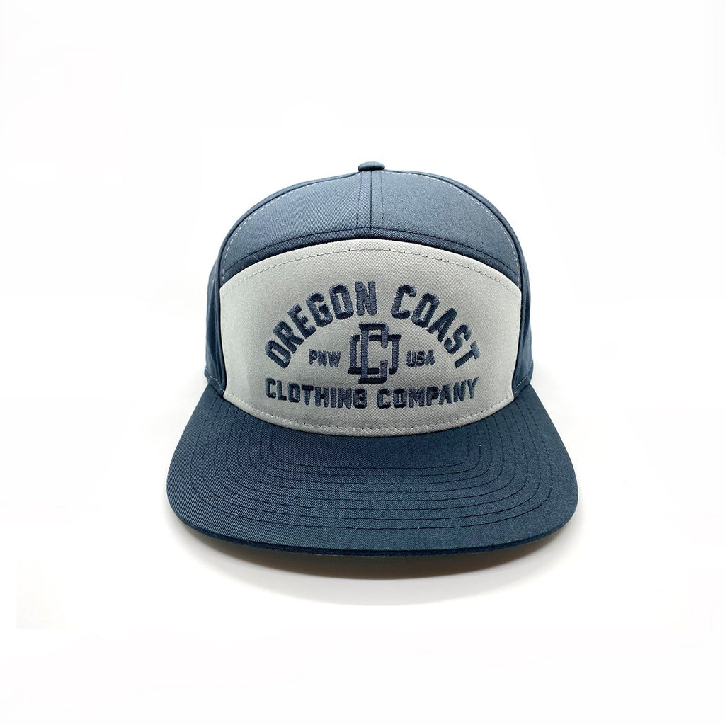 OC Badge Navy Cap
