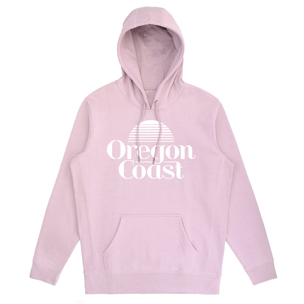 Oregon Coast Sunset Hoodie V2