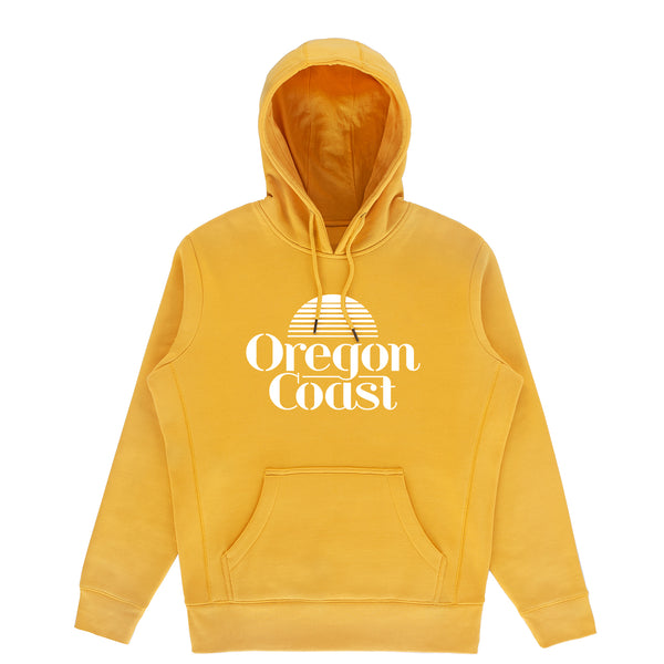 Oregon Coast Sunset Hoodie