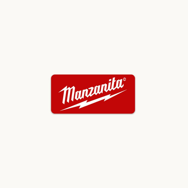 Manzanita Essential Sticker