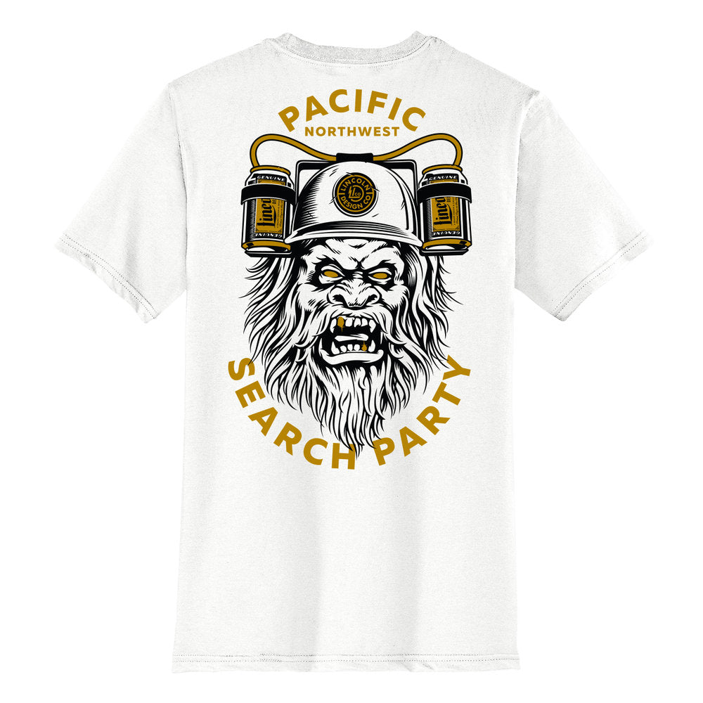 Lincoln Brand Search Party Tee