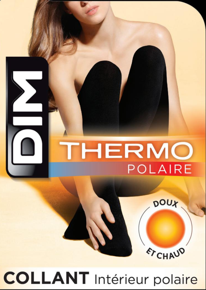 Collant Thermo Polar DIM